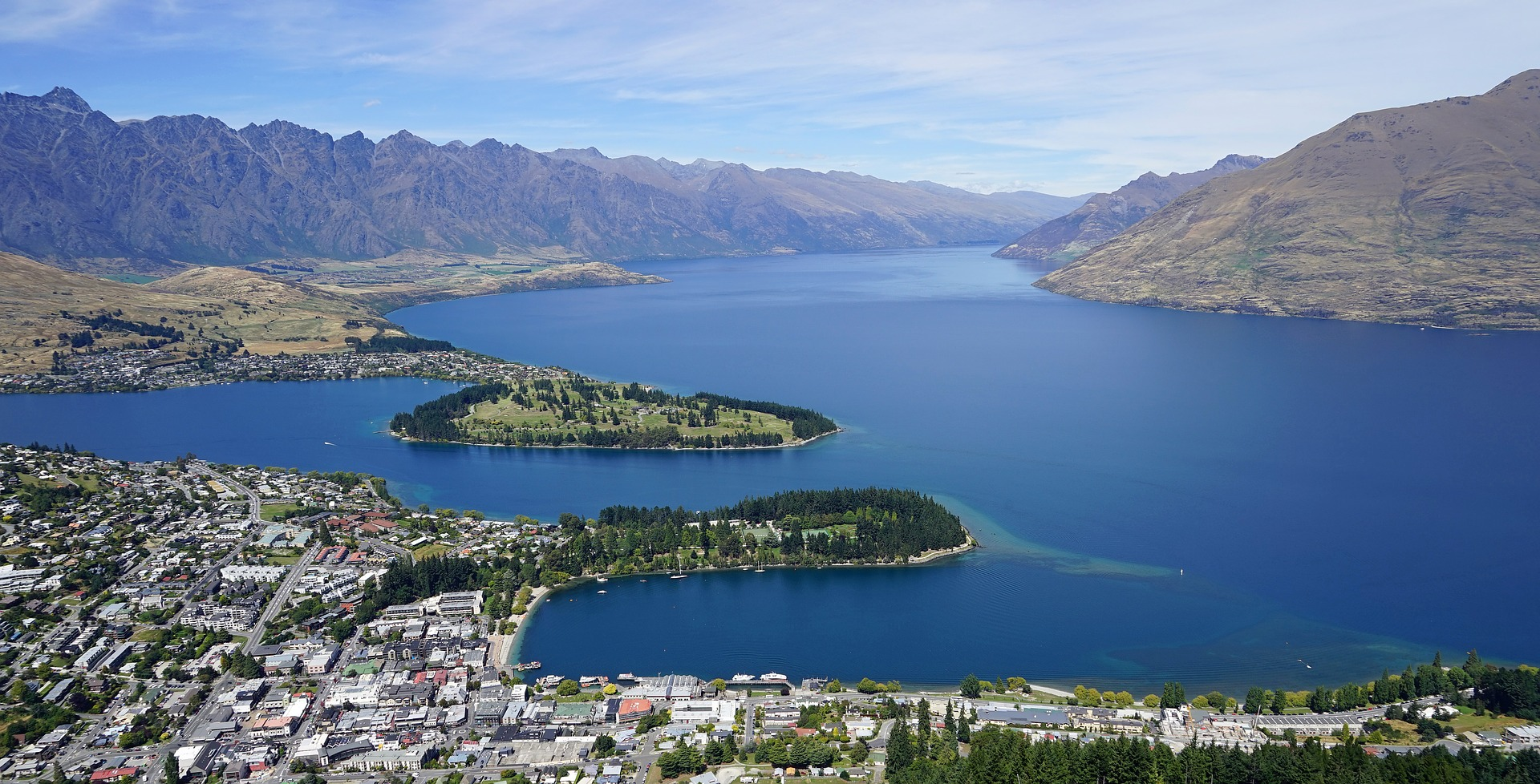 Queenstown NZ - Adventure Capital of the World